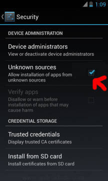 Install-App-from-unknown-source