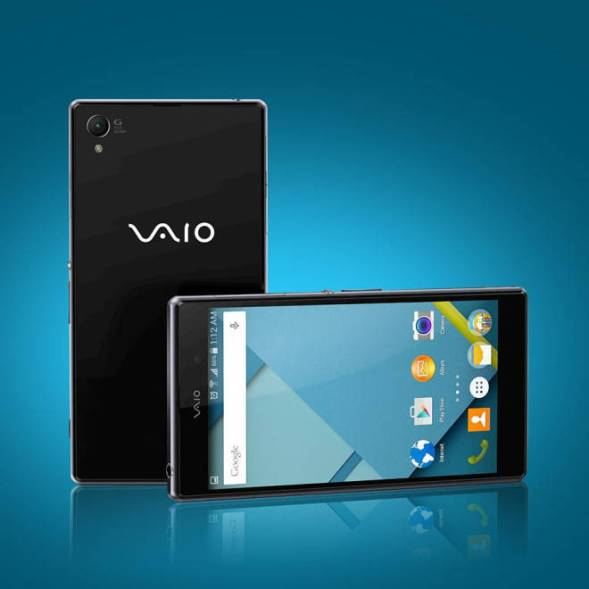 Vaio Going to Launch its First Smartphone on 12 th march 2015