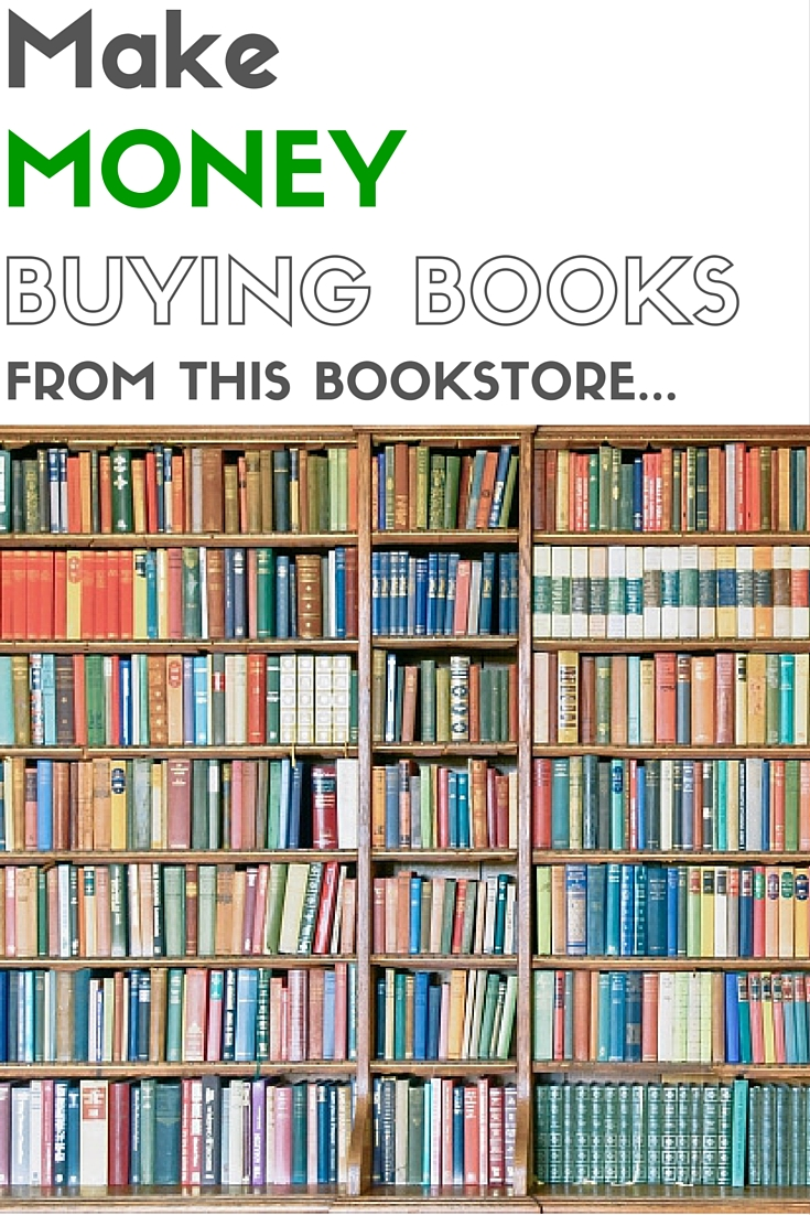 Make Money Buying Books at This Bookstore