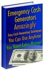 101 Cash Generating Ideas–Earn Cash Immediately With These Proven Ideas
