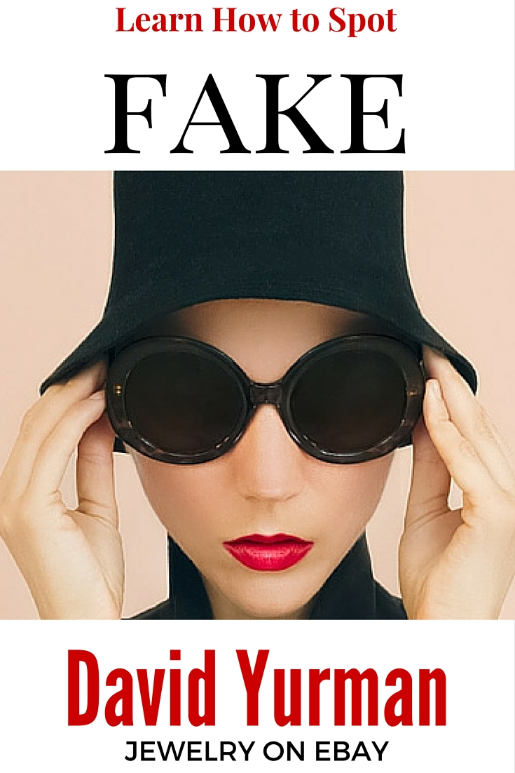 How to Spot Fake David Yurman Jewelry on Ebay
