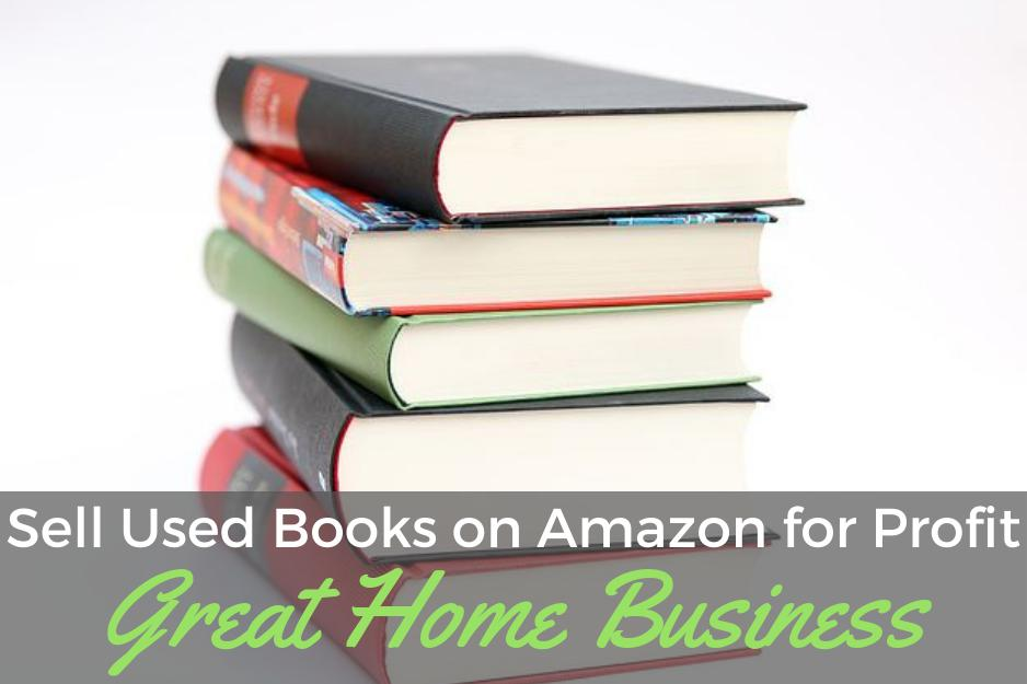 Selling Used Books On Amazon For Profit-Great Home Business!