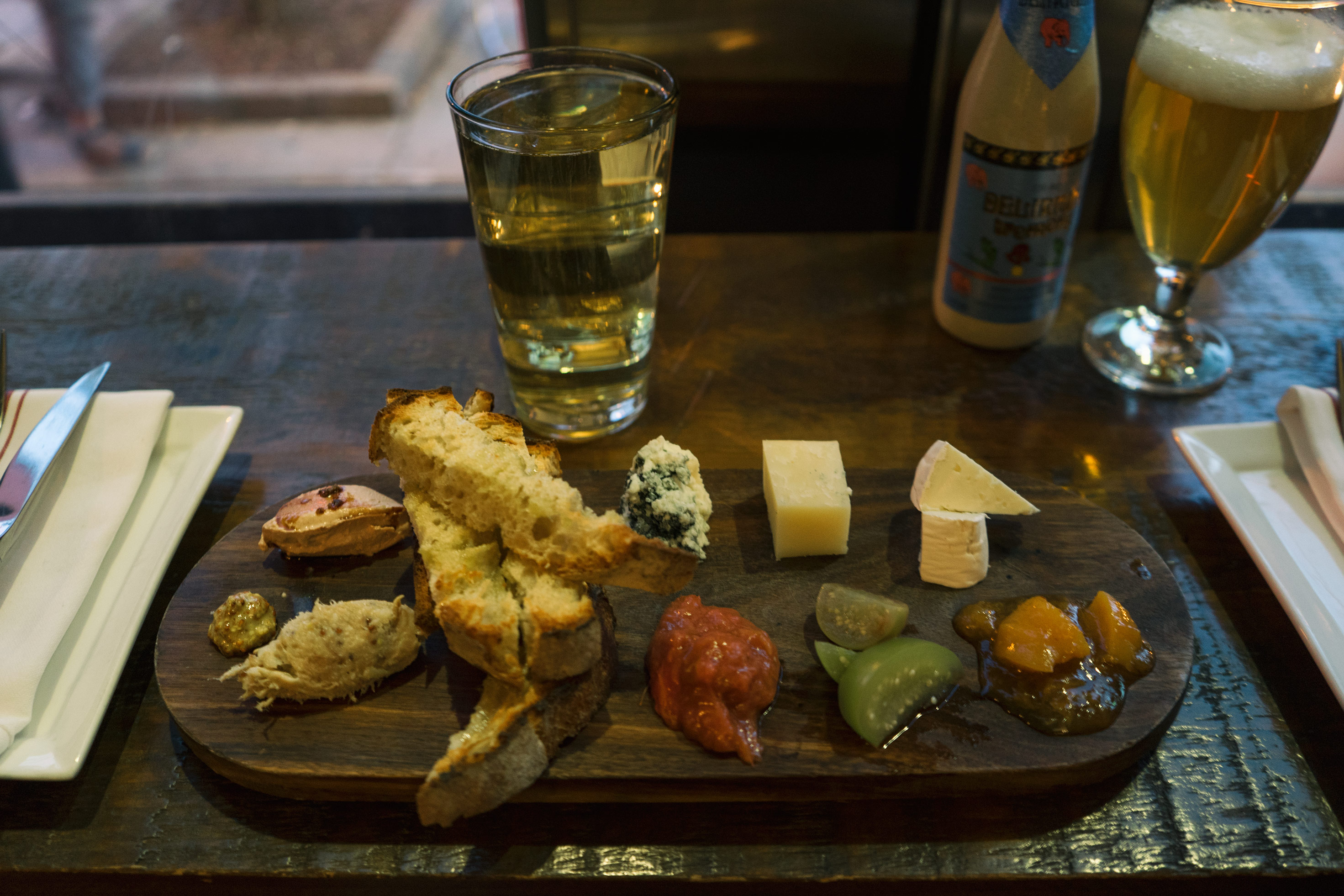 toronto good son charcuterie board