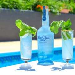 Blue Chair Rum What Is A Lift Easy Fauxjito Author