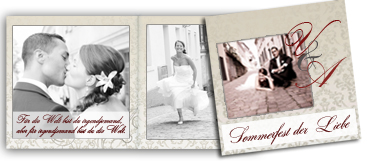 Hochzeit Fotobuch Sprueche