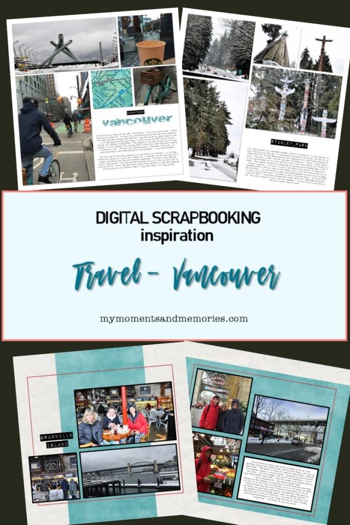 Digital Scrapbooking - Vancouver