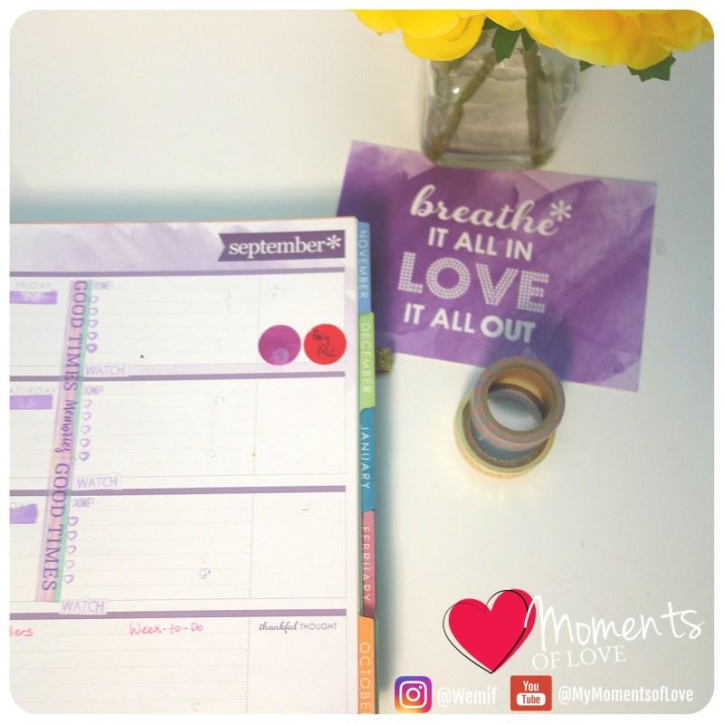 Lifeplanner Weekly Horizontal