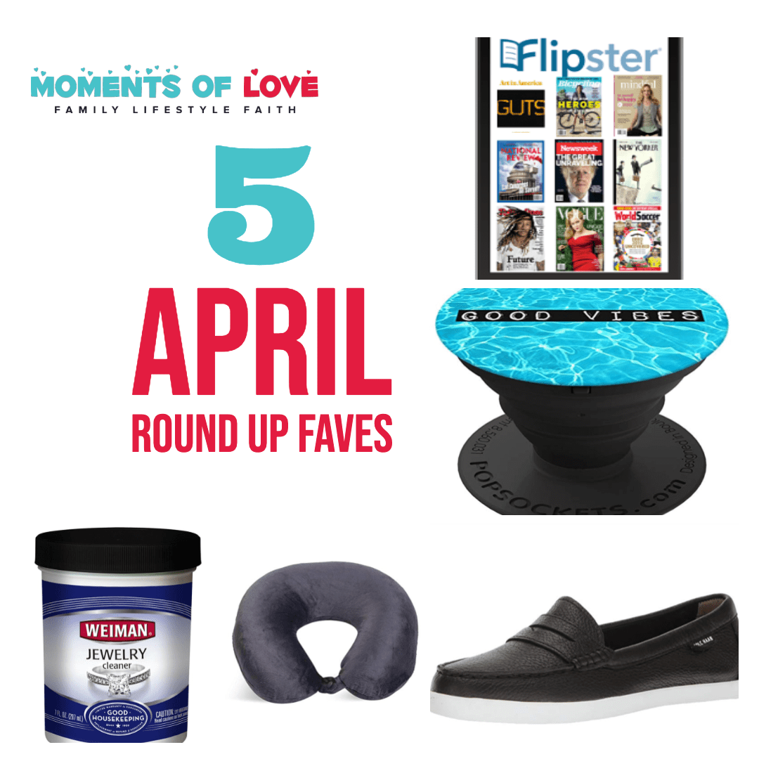 April Monthly Faves