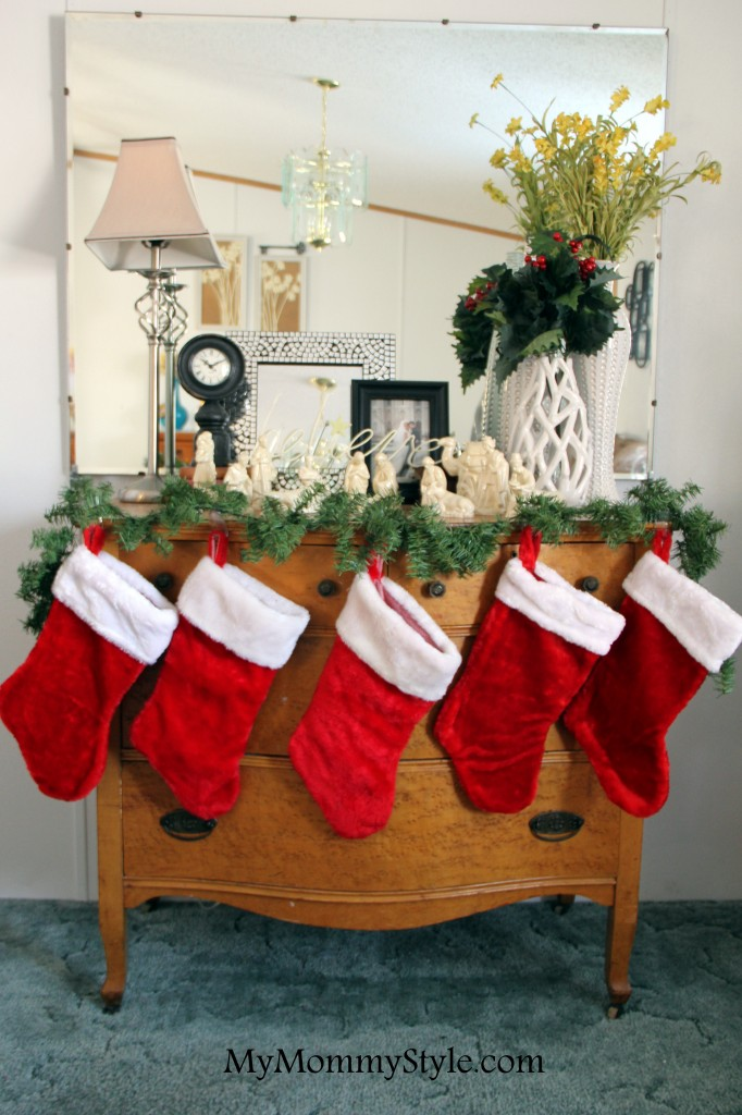 Where To Hang Stockings If You Dont Have A Fireplace Or