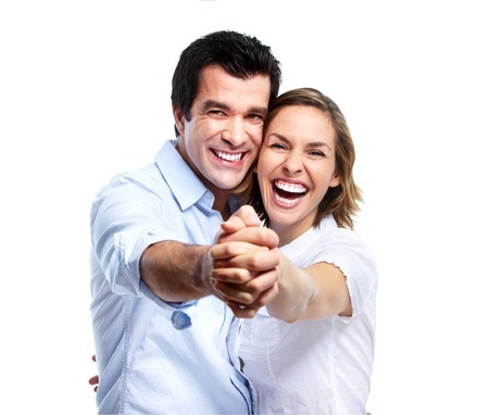 Active date ideas of dancing couple