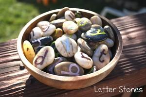 rock stones