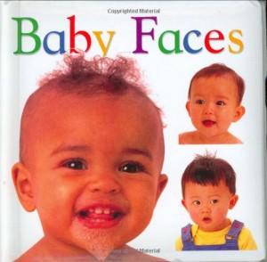 board books faces