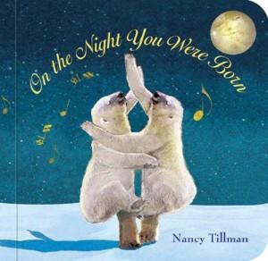 board books night you were born