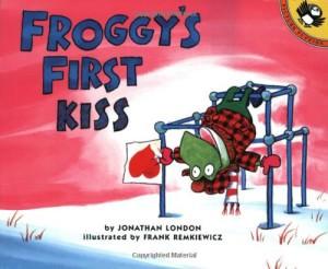 valentine froggy