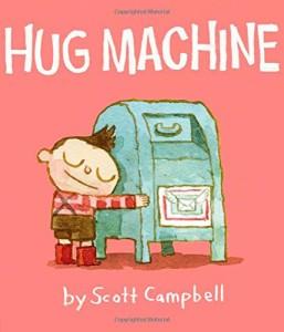 valentine hug machine