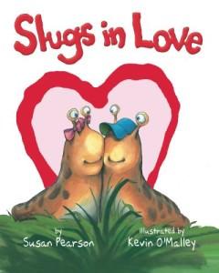 valentine slugs in love