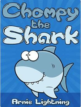 "Shark Books for Kids ""Chompy the Shark"""