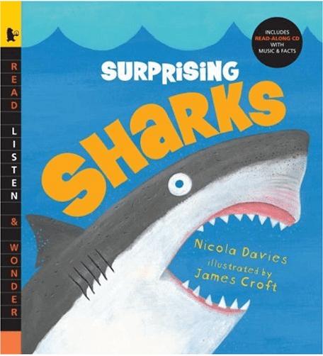 """Shark Books for Kids """"Surprising Sharks"""""""