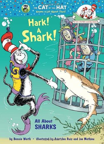 "Shark Books for Kids ""Hark! A Shark"""