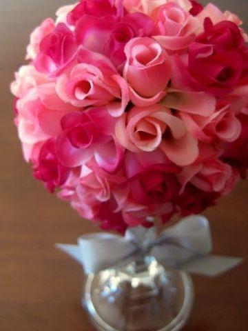Rose ball