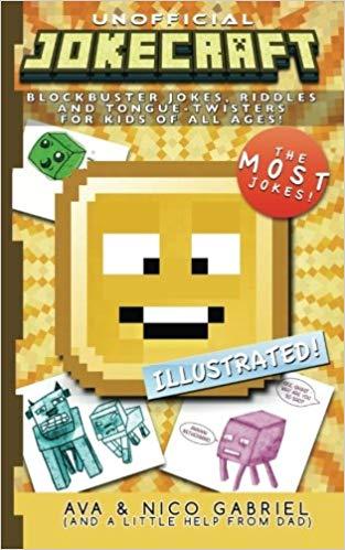 Jokecraft: Blockbuster Minecraft Joke Book for Kids of All Ages