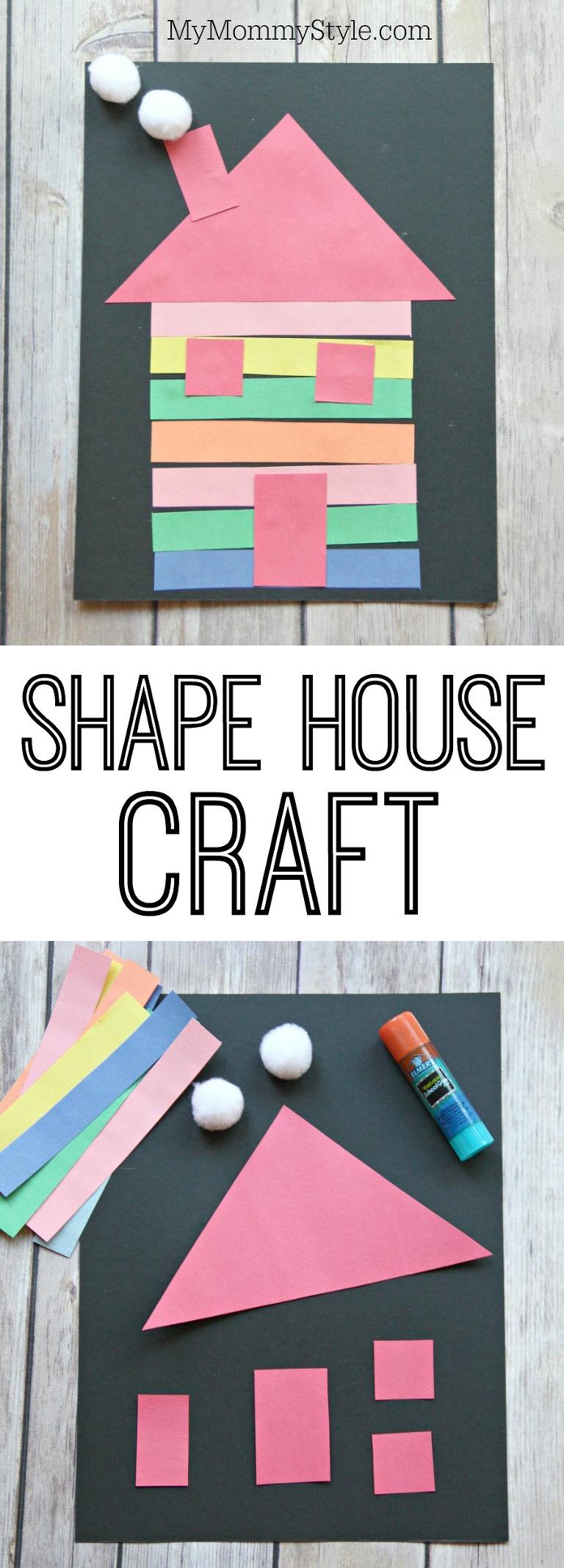 April Craft Ideas For Preschoolers