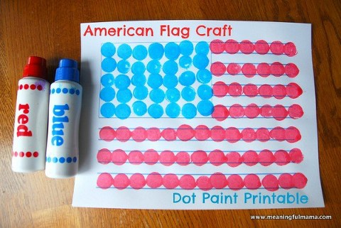 64115b5b400 These crafts are perfect for preschoolers or young elementary aged kids to  make on patriotic US holidays such as 4th of July