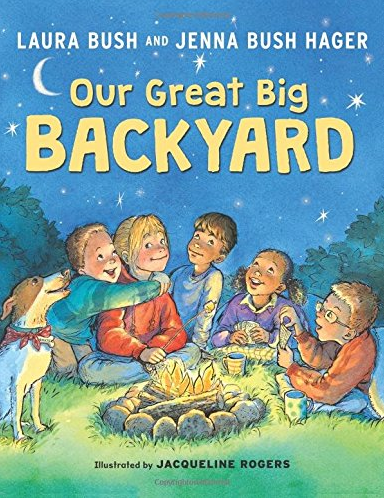 Our Great Big Backyard Book Cover