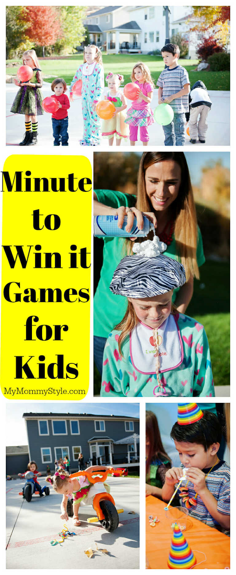 easy party games for
