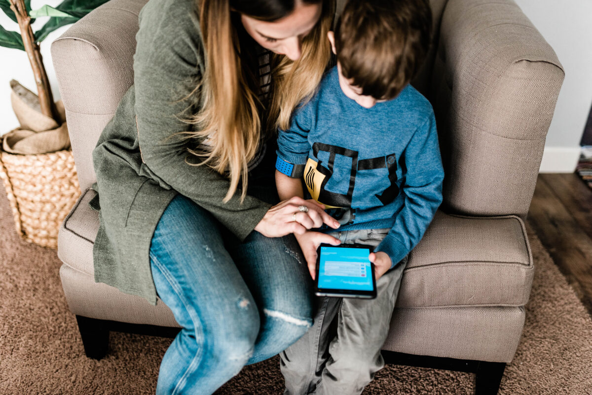 Online learning, learning apps, learn at home