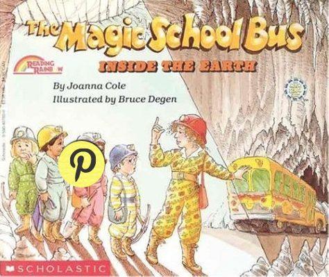 The Magic School Bus Cover