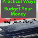 Ways To Stay On Top Of Your Finances