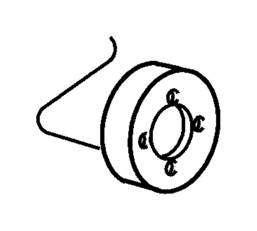 Dodge Timing Belt Pulleys
