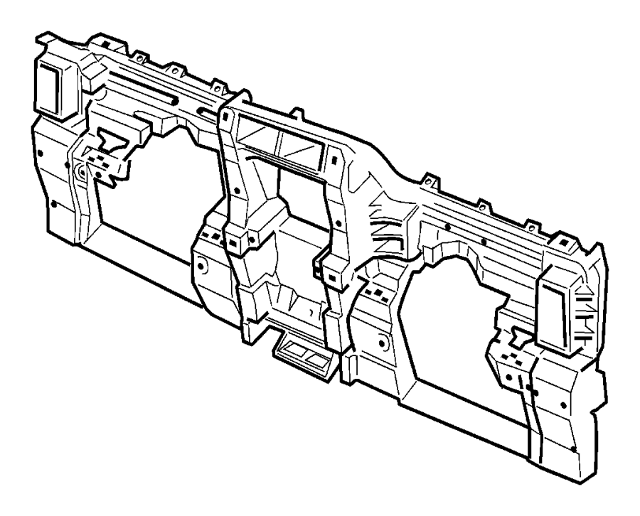 1997 Jeep Wrangler Interior Part Diagram