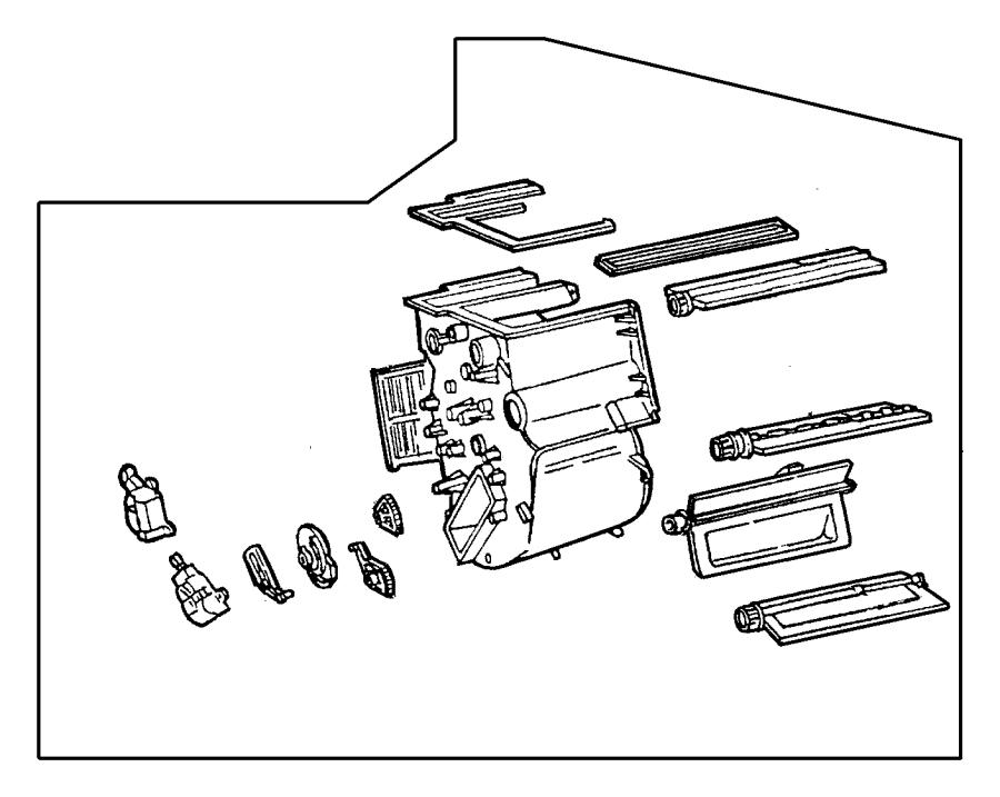 00 Chrysler Grand Voyager Fuse Box