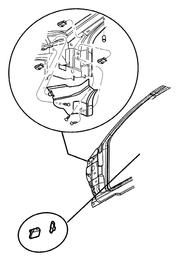 Chrysler Concorde Power Steering Pump Diagram