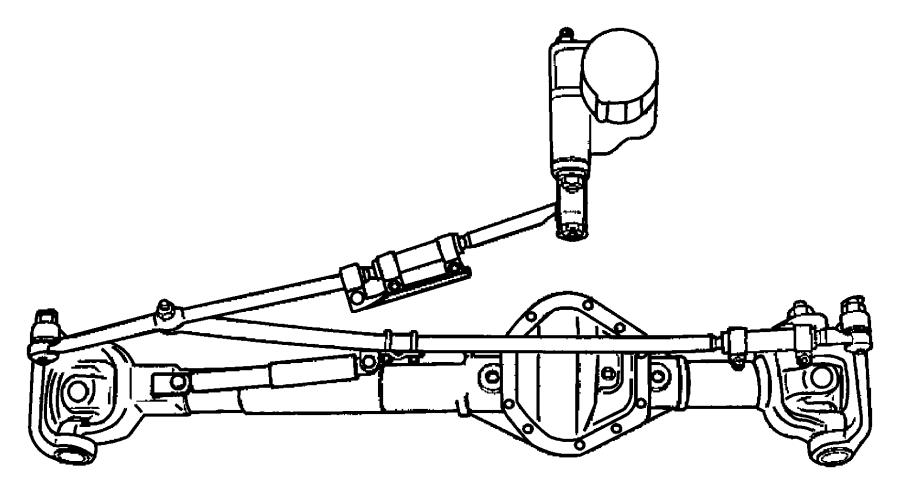 1995 Dodge Ram 1500 Front Suspension Diagram