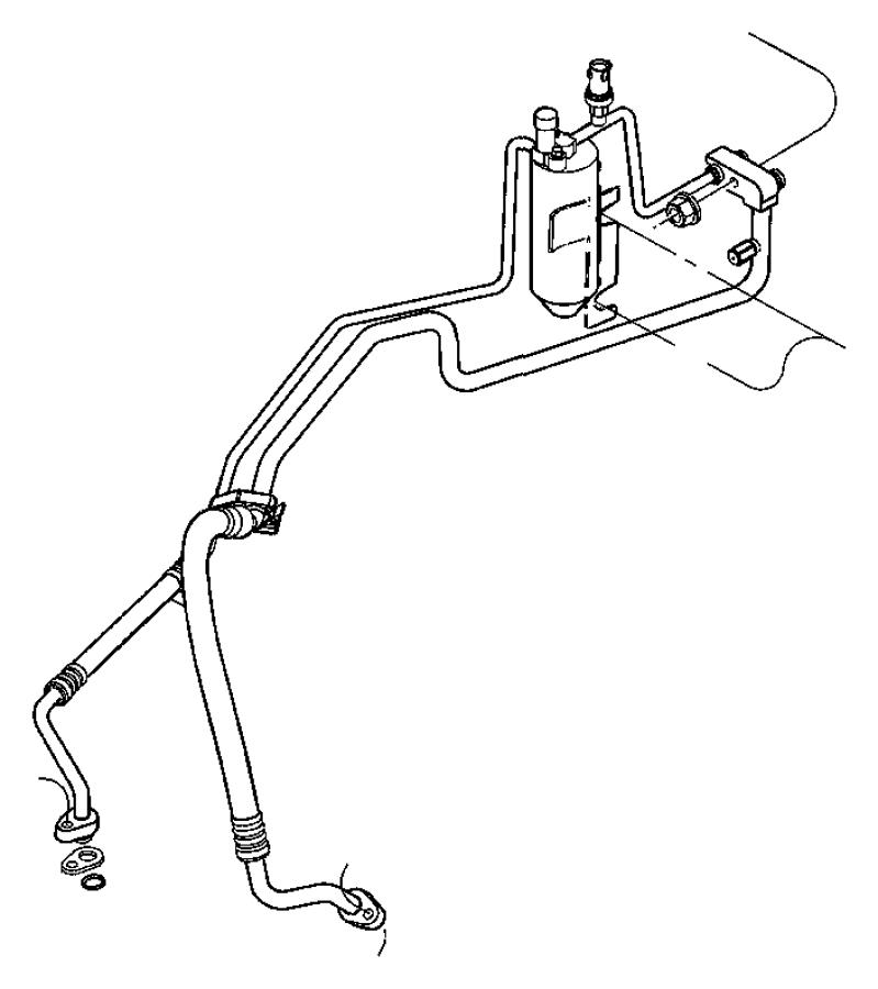 2005 Chrysler Pacifica Ac Compressor Diagram
