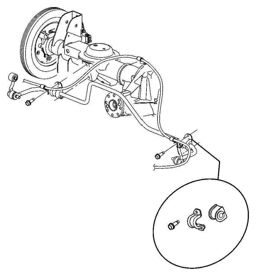 2007 Dodge Durango Suspension Parts Diagram. Dodge. Auto