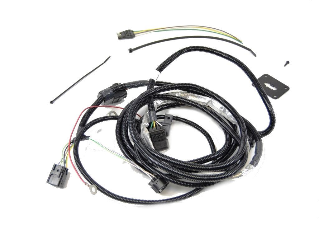2006 Jeep Grand Cherokee Trailer Tow Wire Harness Kit
