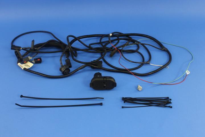 4 Way Trailer Wire Harness Diagram
