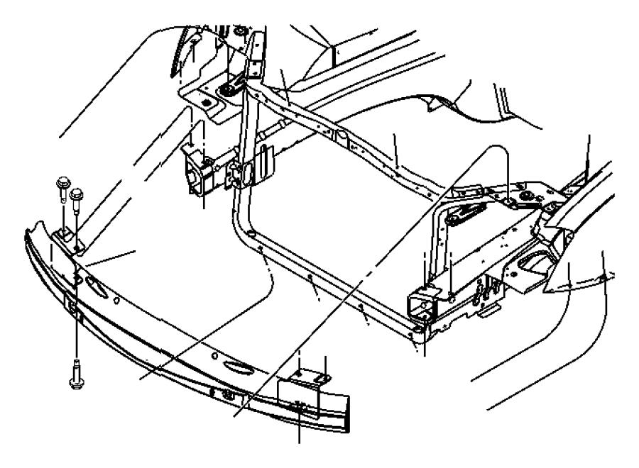 Pontiac G6 Gtp Front Bumper