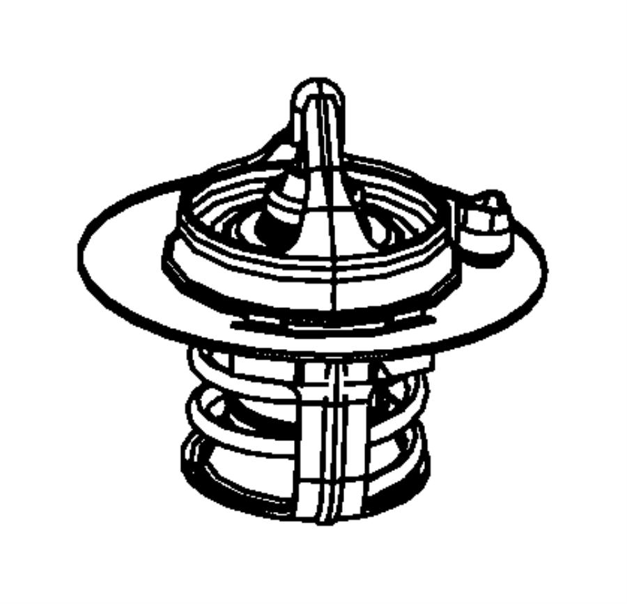 2007 Chrysler Sebring Engine Splash Shield