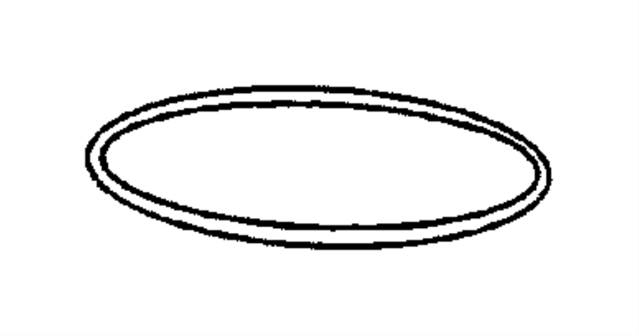 2006 Dodge Ram 3500 Filter assy screw. Fuel filter o-ring