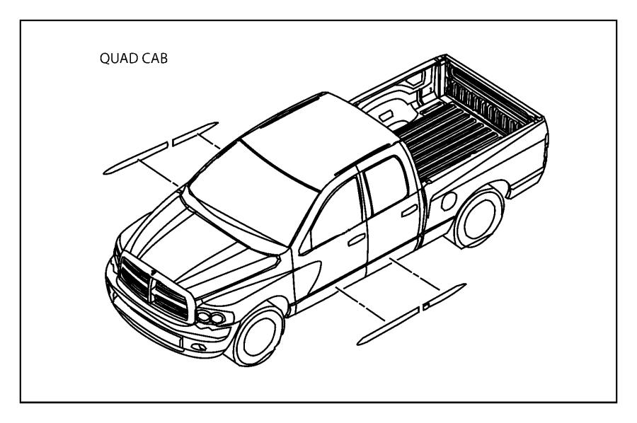 2005 Dodge Dakota Quad Cab Parts Diagram