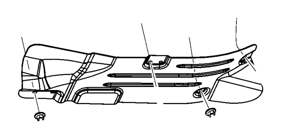 2012 Jeep Liberty Exhaust System Diagram