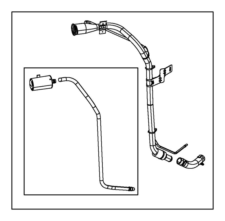 2015 Jeep Compass Fuel Filter Location Auto Electrical Wiring Diagram Cj7 Evaporative Emissions System Leak