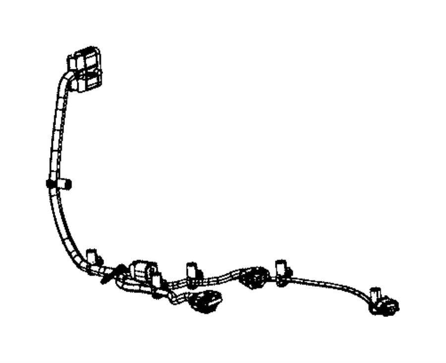 2015 Jeep Grand Cherokee Diesel Exhaust Fluid (DEF) System