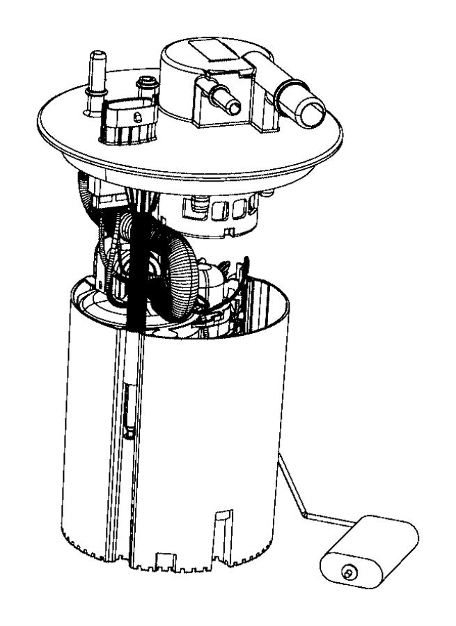Diagram Fuel Filter Cap