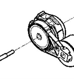 2015 ram 2500 belt belt tensioner pulley serpentine 2015 dodge 2500 6 7 belt diagram 2014 ram [ 1353 x 900 Pixel ]